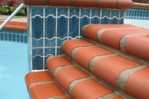 Before and After: Pool Tile Savers of Dallas